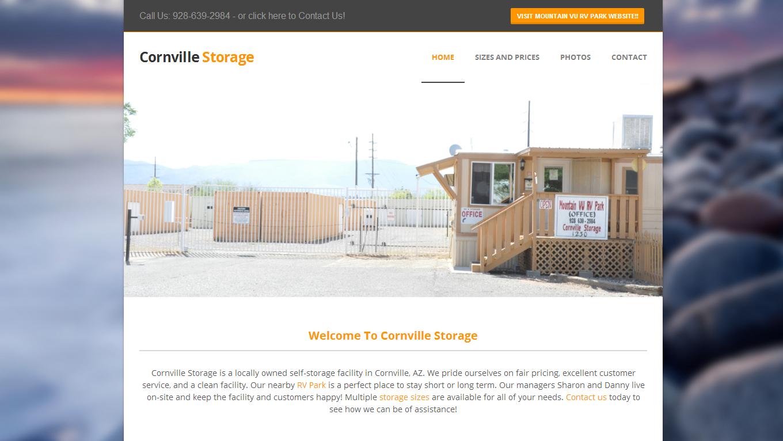 Cornville Storage