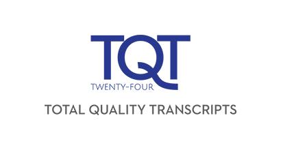 Total Quality Transcripts